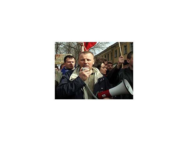 Гуляев идет в президенты, ставя на национализм