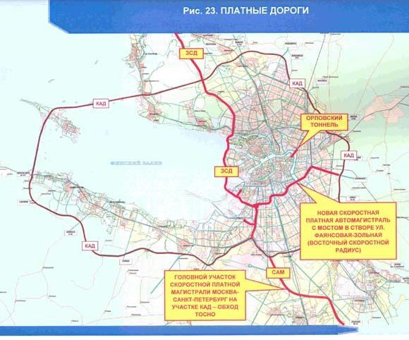 В Петербурге планируется реконструкция Восточной газовой магистрали.