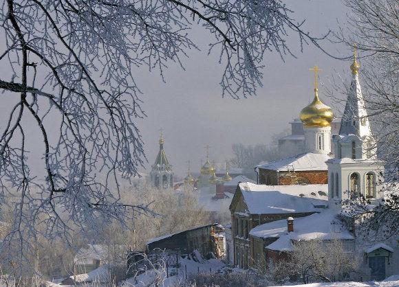 С.Аникеев. Зима. 2007