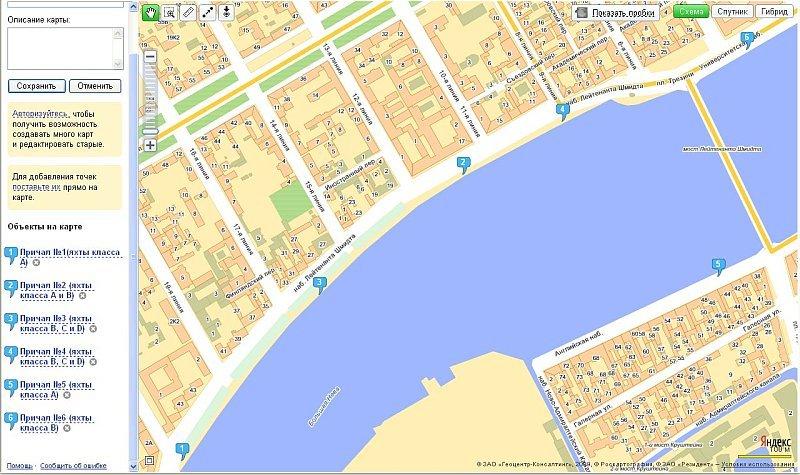 Изображение с сайта maps.yandex.ru