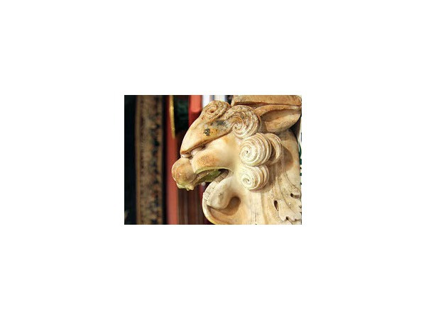 УФСБ передало Эрмитажу льва