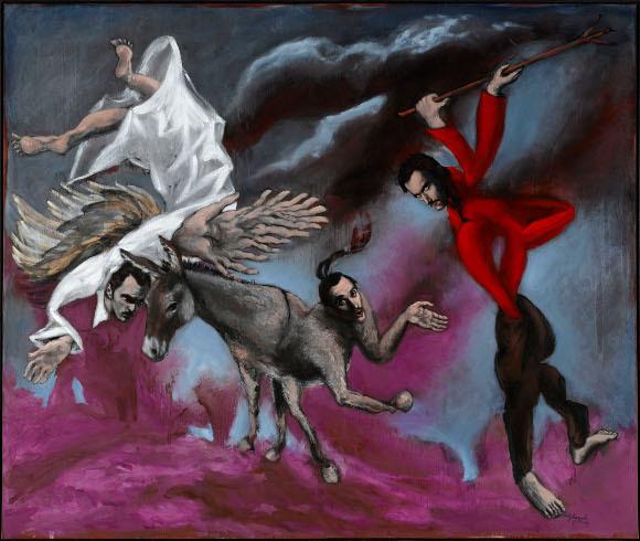 "Жерар Гаруст. ""Валаам"" (2005)"