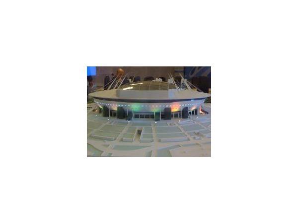 Стадион на Крестовском: наполовину готов или наполовину недостроен?