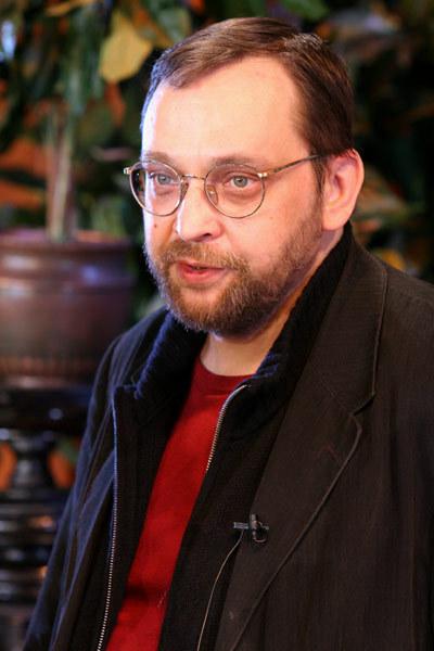"""Михаил Угаров, драматург, создатель """"Театра.doc"""""""