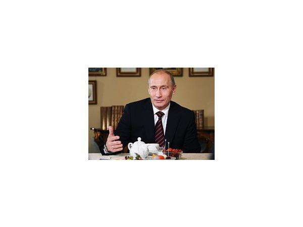 С подарками - от Путина