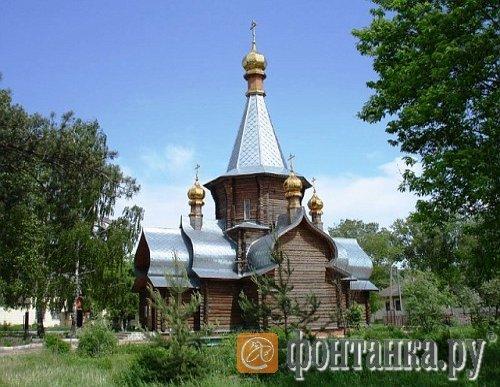 Так выглядела церковь до пожара. Фото с сайта public.fotki.com