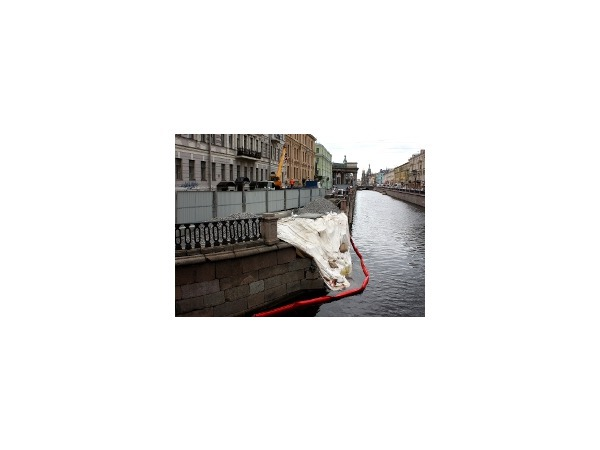 Канал Грибоедова: жар камней не точит