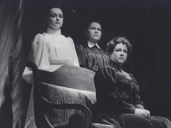 """Маша, """"Три сестры"""". Режиссер А.Галибин"""
