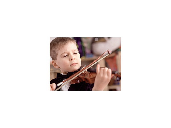 «Будешь играть на скрипке, - я сказала!»