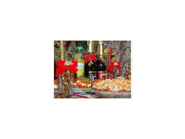 «Изюм» новогоднего стола