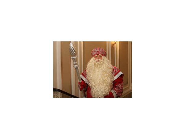 Деда Мороза разобрали на молекулы