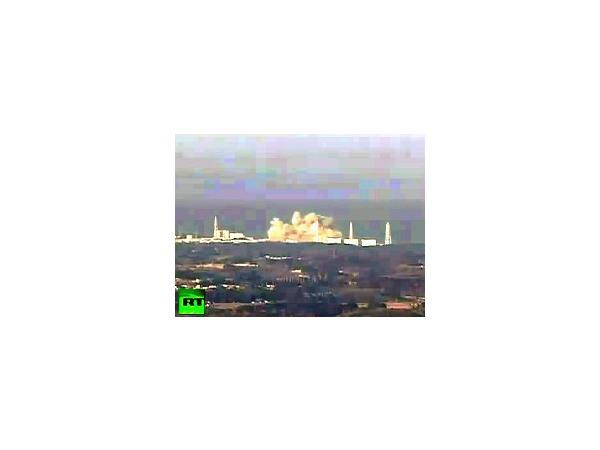 На японской АЭС произошел взрыв