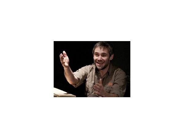«Башлачев. Человек поющий» в Большом театре кукол: С влажным блеском
