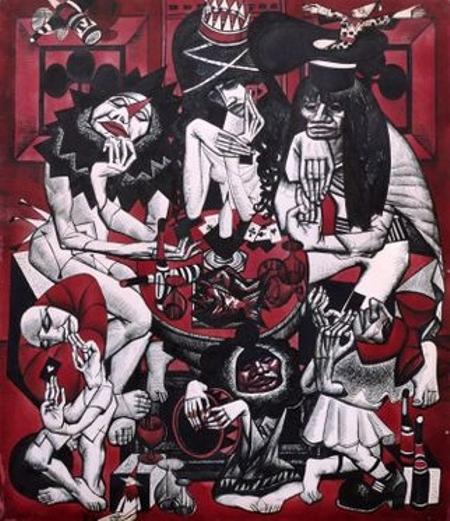 «Трапеза актеров» (1968)