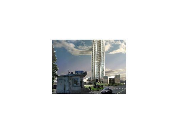 В основу «Лахта центра» ляжет проект с Охты