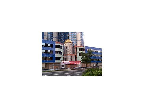 Торгово-храмовый жилой комплекс
