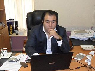 Афган Расулов