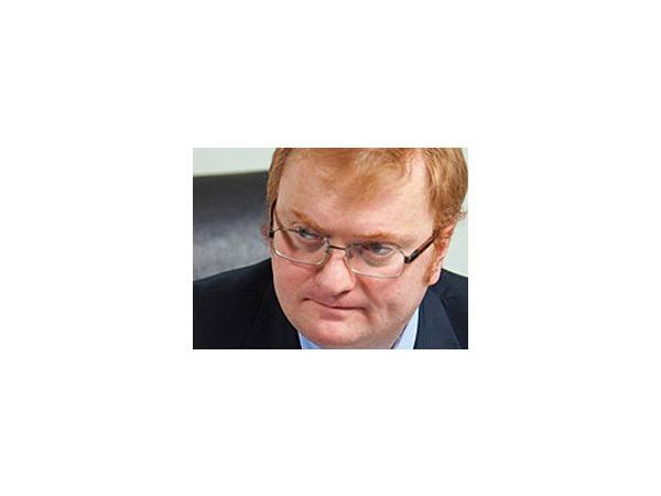 У депутата Милонова еще много идей