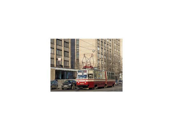«Горэлектротранс» закроет ржавчину ребрендингом