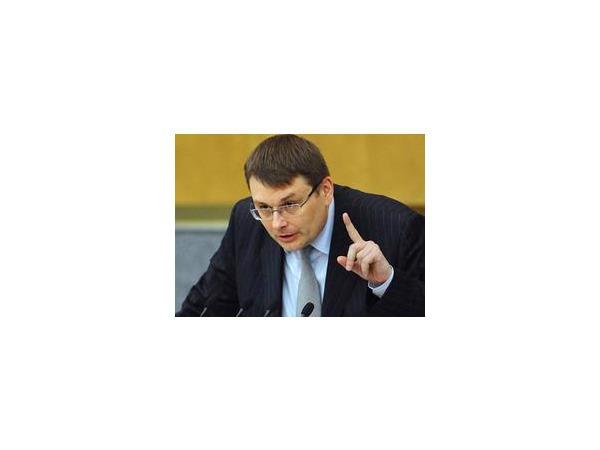 Евгений Федоров: Российская Конституция — колониальный листок управления