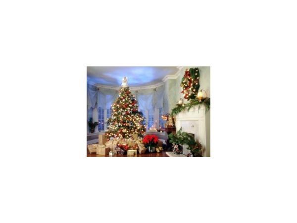 Конкурс: Резиденции Деда Мороза