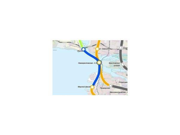 Петербург меняет планы развития метро