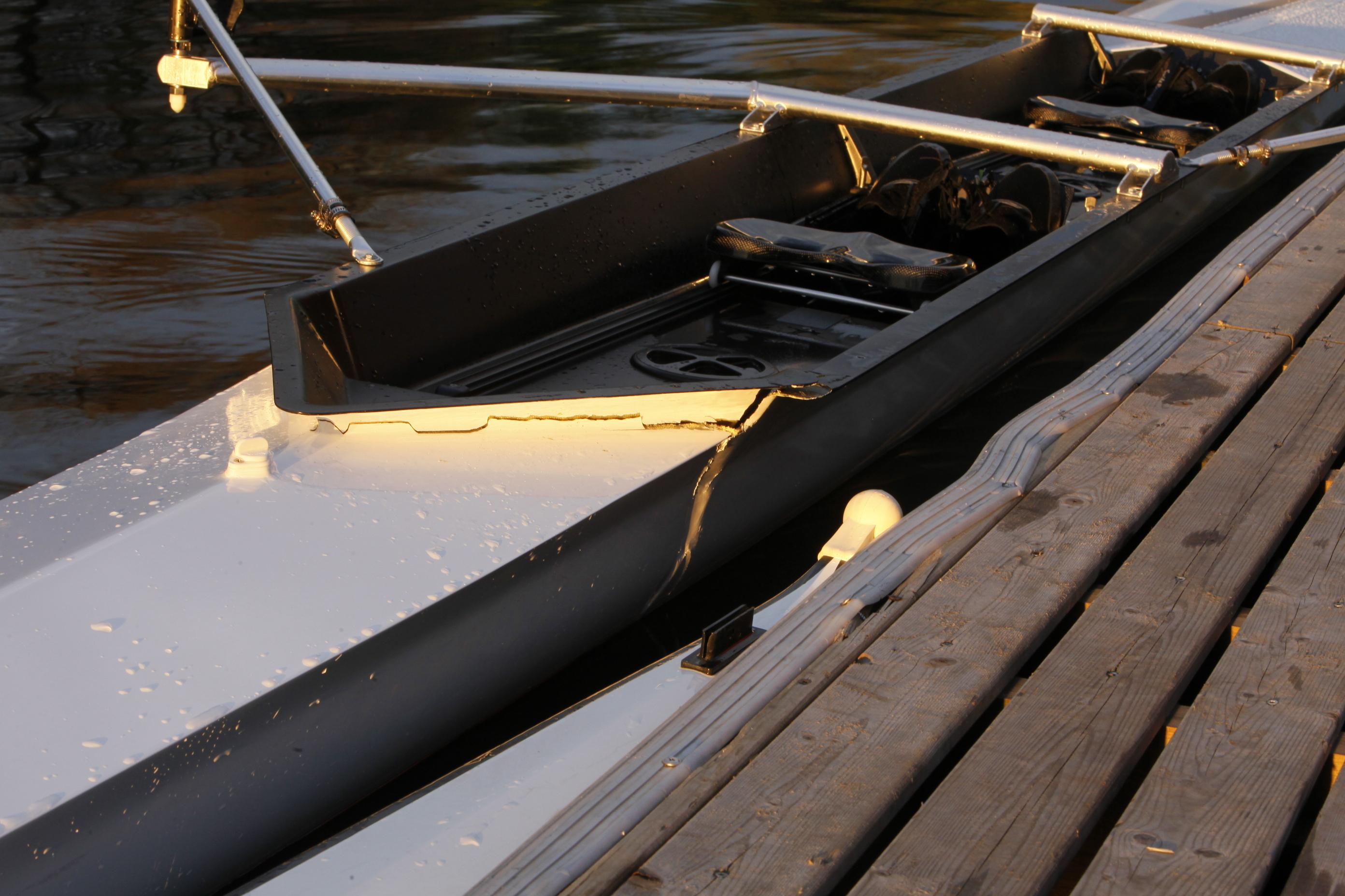 заказать гребную лодку