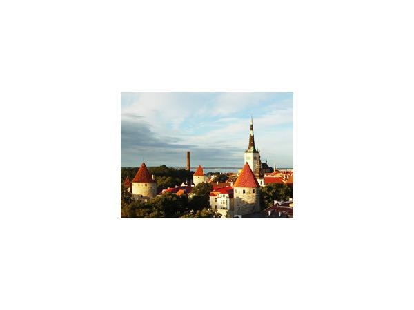Автостопом по Эстонии