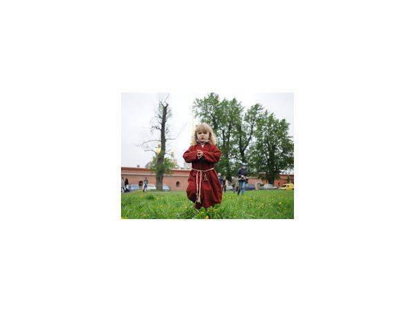 В Петропавловке высадились дружины викингов