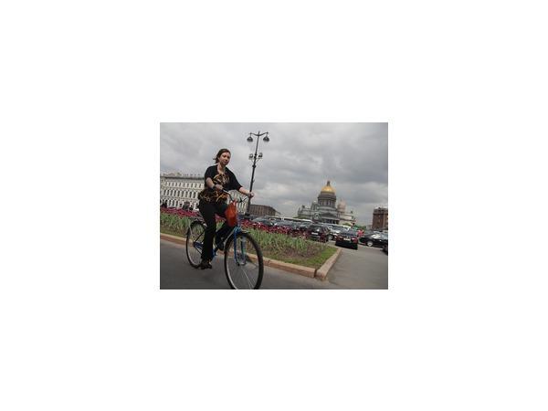Велосипедисты дорожек пока не дождутся