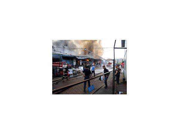 Пожару на Челиева присвоен второй номер сложности