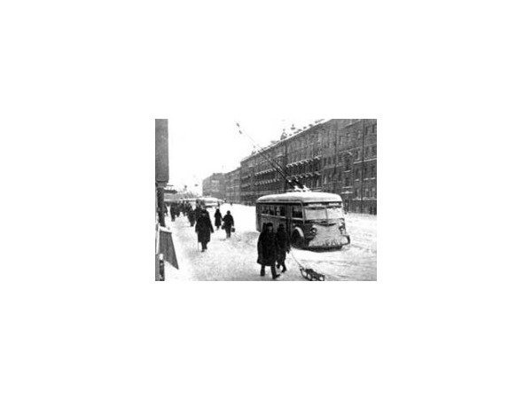 Петербург своими глазами: трамвай Победы