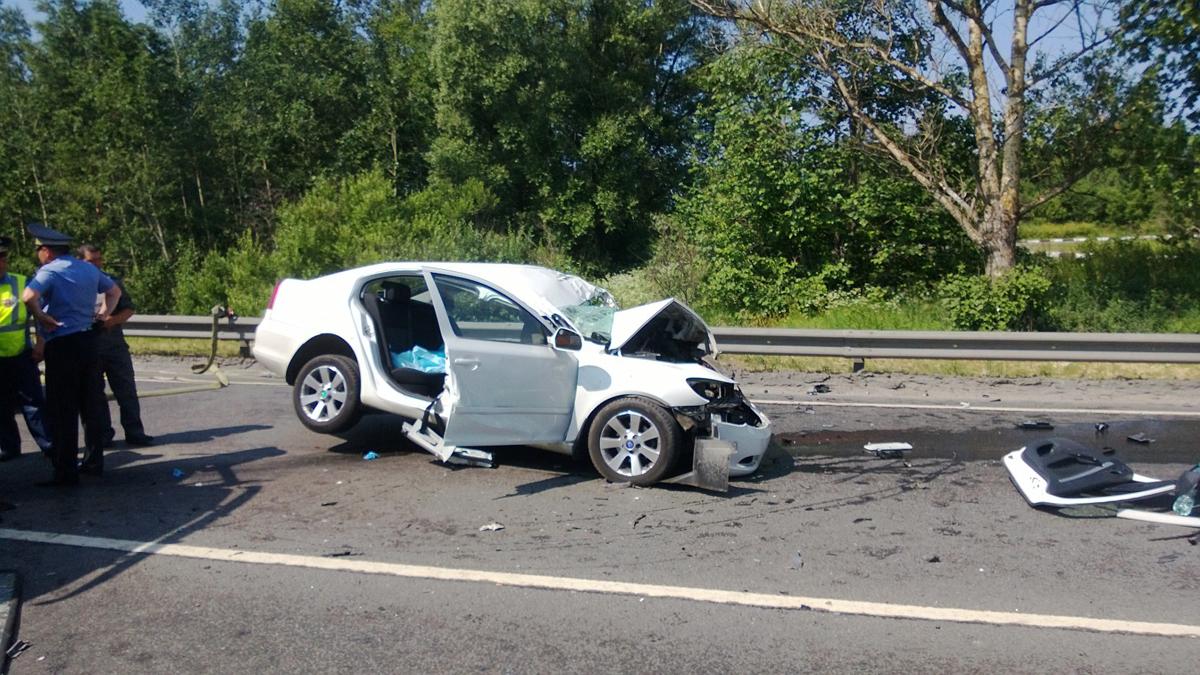 При аварии какой должен быть чтобы машину в тотал помнила эпопеи