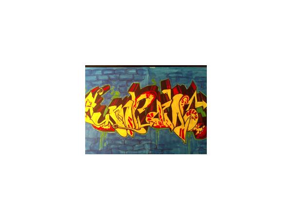 Конкурс: Граффити в Питере