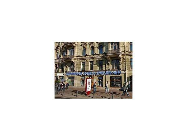 Петербург вступил в борьбу за Лавку писателей