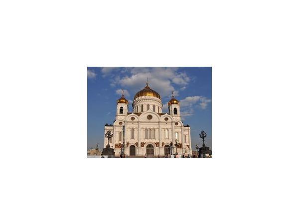 Дары волхвов сейчас находятся в храме Христа Спасителя в Москве