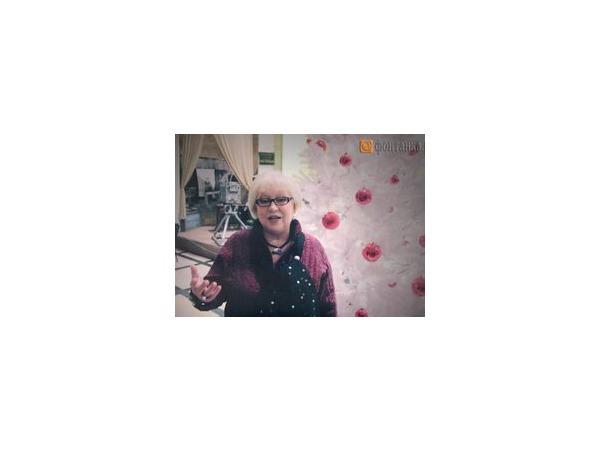 """Артистка Светлана Крючкова поздравляет читателей """"Фонтанки"""" с Новым годом"""