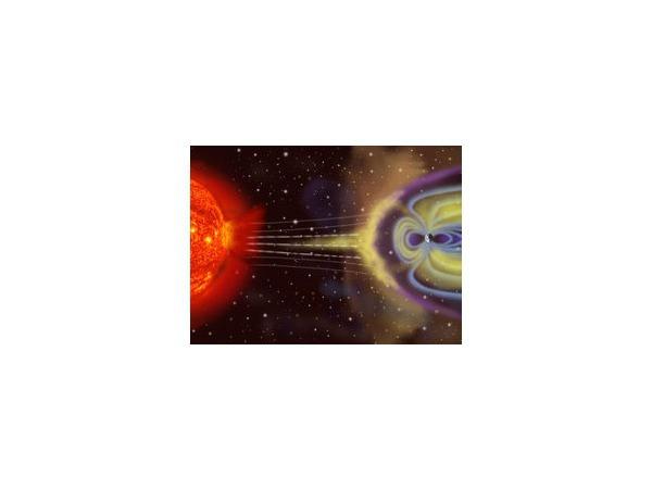 9 января на Земле началась сильная магнитная буря