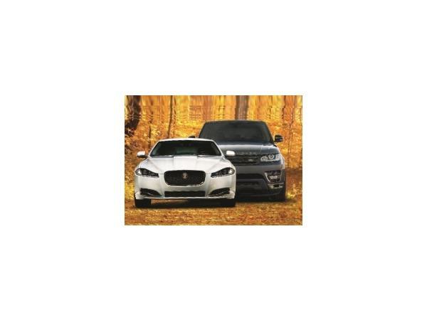 Jaguar и Land Rover стал еще ближе в РОЛЬФ