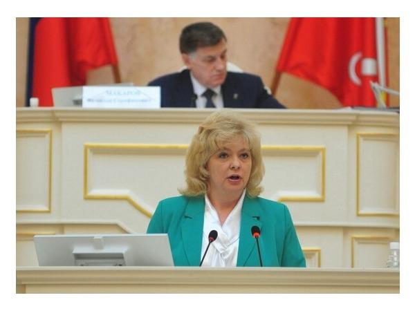 Агапитова вновь уполномочена по правам ребёнка