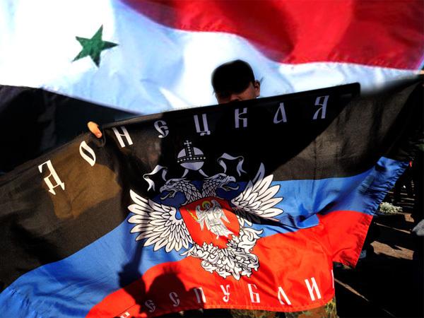 «Славянский корпус» возвращается в Сирию