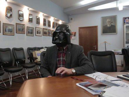 Как ректор ИТМО Васильев ради студентов стал Дартом Вейдером