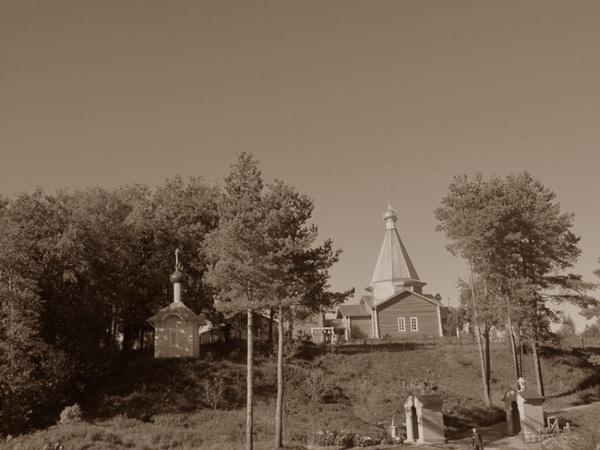 Любовь и смерть на пороге храма