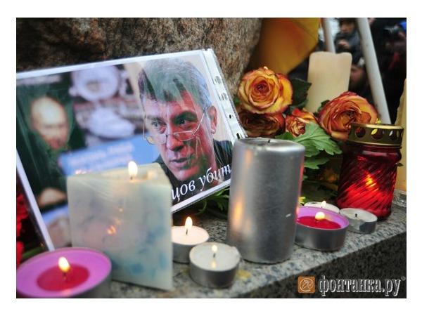 Марши памяти Бориса Немцова. Трансляция