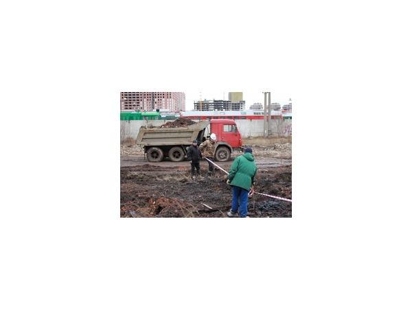 """У """"Варшавского экспресса"""" произошла утечка нефтепродуктов"""
