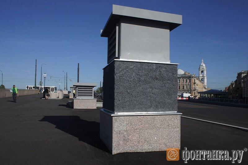 Вентиляционные шахты на наб. Макарова