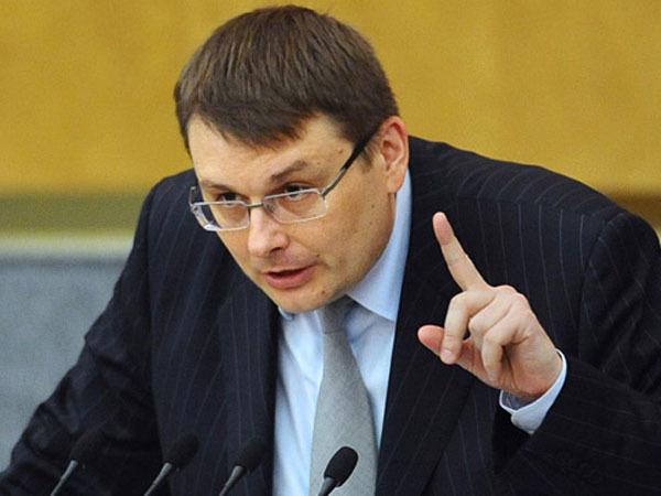 Депутат Евгений Фёдоров: У Путина нет власти