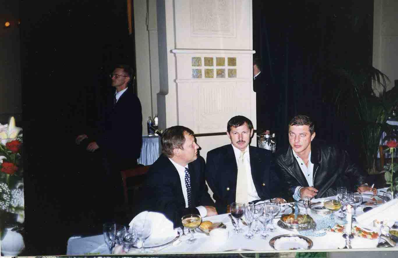 Алексей саргин миллиардер семья фото