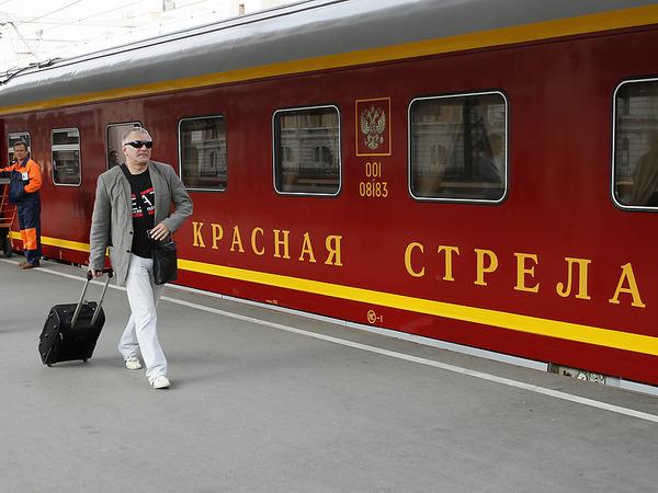 На Москву билетов нет