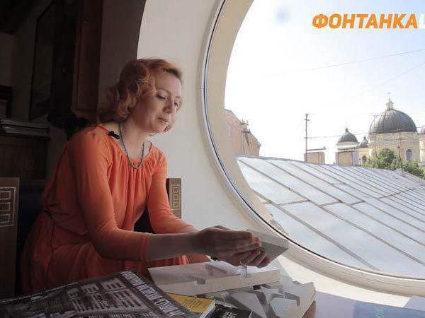 Офис недели: «Студия 44» - Петербург в иллюминаторе